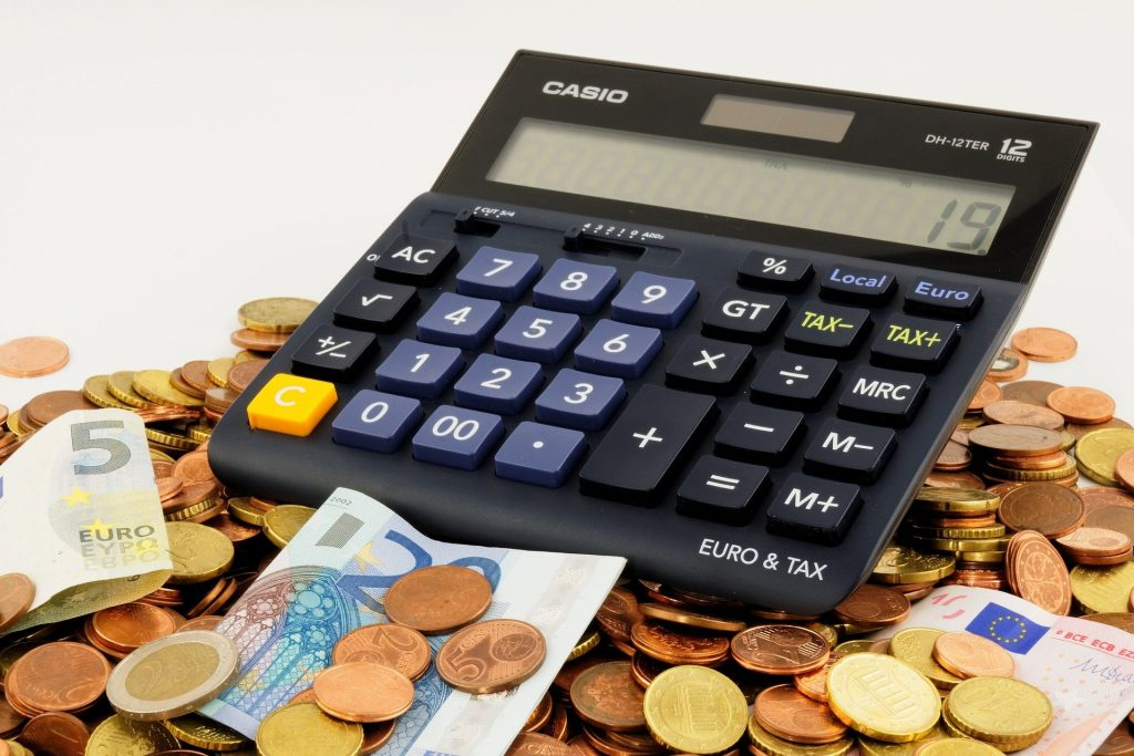 traditional personal budgeting