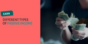 types of passive income