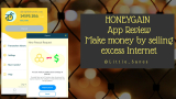 Make Extra Money By Selling Your Internet: Honeygain App Review